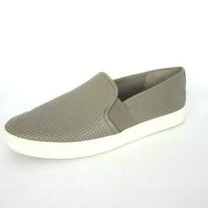 Vince Blair Taupe Brown Gray Loafer 9 39 Slip On
